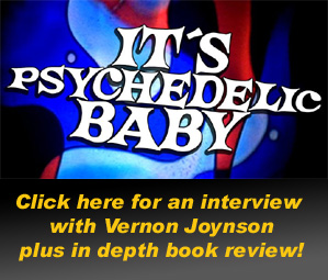 Interview with Vernon and in depth book review